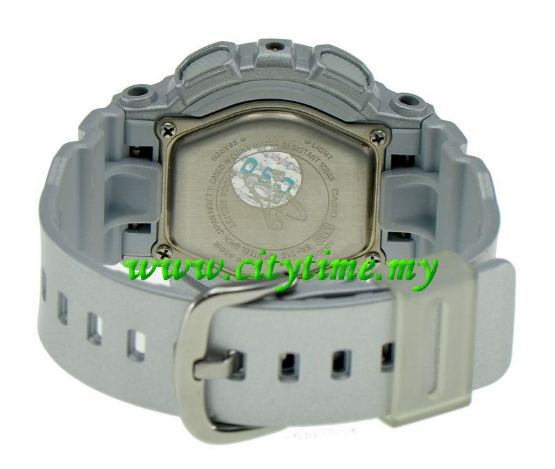 c27bb2e3781e Casio Analog Digital Grey Couple Watch G-Shock GA-110BC-8ADR   Baby-G BA-110 -8ADR