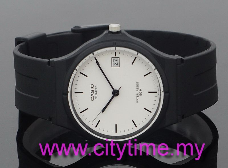 Casio Men Date Rubber Strap Watch MW-59-7EVDF 5bbeda7547b
