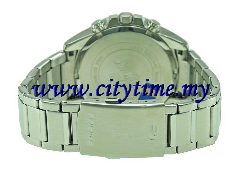 922392115f19 Casio EDIFICE Men Multi Hands Map Dial Watch ETD-300D-2AVUDF